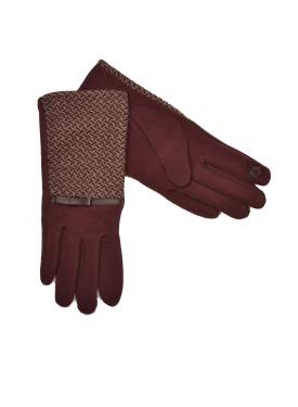 Gloves 02-383 brown