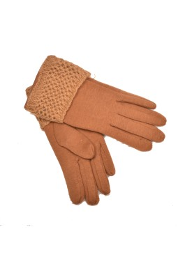 Gloves 02-297 taupe