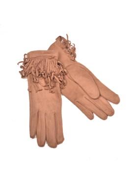 Gloves 02-354 camel