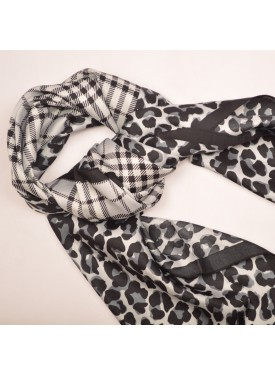 Scarve VERDE FASHION 03-1917 black