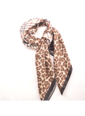 Scarve VERDE FASHION 03-1917 brown