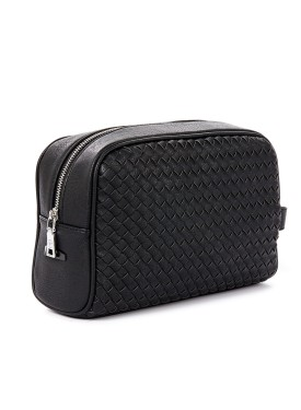 Men's beauty case 07-107 black