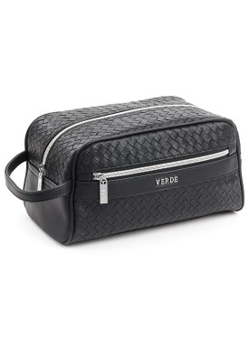 Men's beauty case 07-152 black