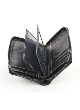 Men's wallet 09-128black