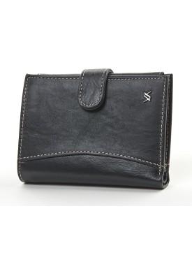 Men's wallet 09-129 black