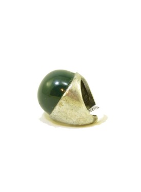 Antique ring with stone