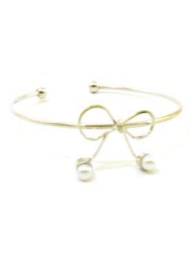 Bracelet in silver colour