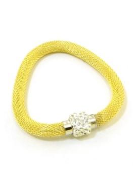 Bracelet in gold colour