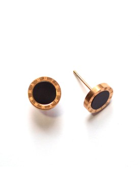 earrings 33-111 gold
