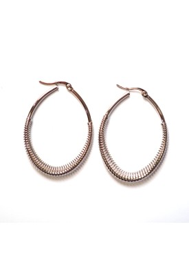 earrings 33-116 silver
