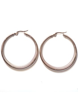 earrings 33-117 silver