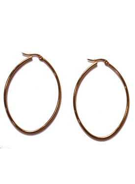 earrings 33-119 gold