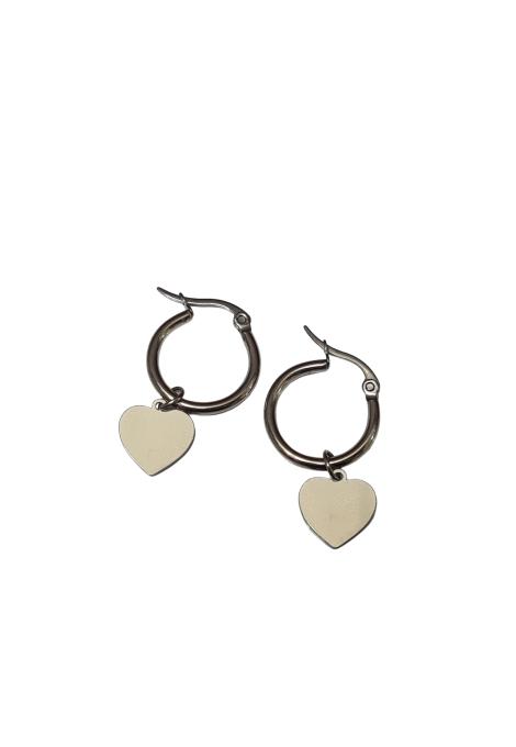 earrings 33-138 silver