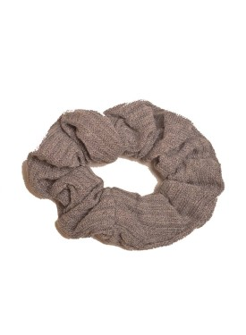 Scrunchie 34-095 grey