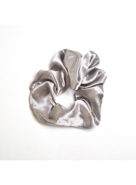 Scrunchie 34-096 silver