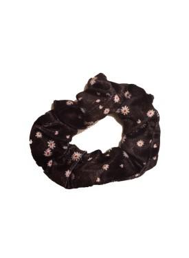 Scrunchie 34-098 black