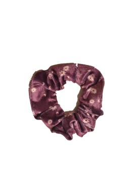 Scrunchie 34-098 purple