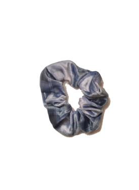 Scrunchie 34-099 blue