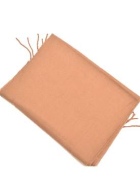 Men's scarve 49-002 beige