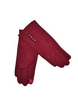 Gloves 52-004 red