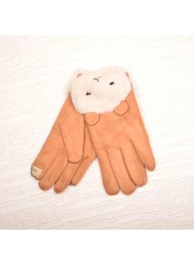 Gloves 52-005 beige
