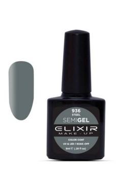 Ημιμόνιμο βερνίκι - Semi Gel - Elixir Make Up