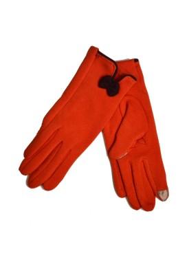 Gloves 02-247 orange