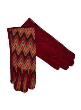Gloves 02-252 red