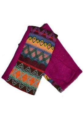 Gloves 02-253 fuxia