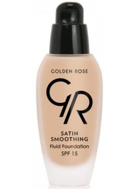 Golden Rose Satin Smoothing Fluid Foundation No 34