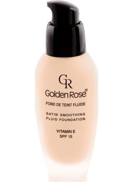 Golden Rose Satin Smoothing Fluid Foundation No 27