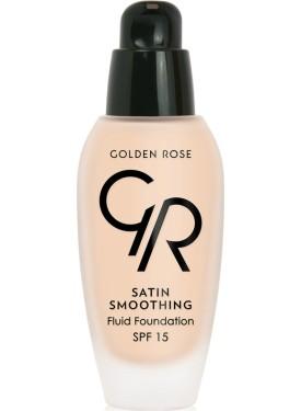 Golden Rose Satin Smoothing Fluid Foundation No 28