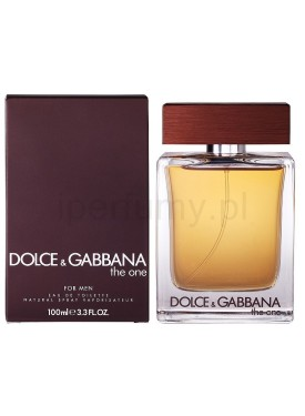 Perfume Type THE ONE by DOLCE&GABBANA for men